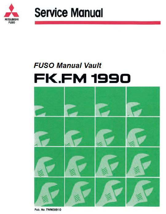 1990 1991 mitsubishi fuso fk fm truck service manual pdf. Black Bedroom Furniture Sets. Home Design Ideas