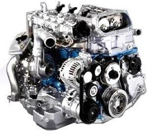 Mitsubishi FUSO 4M50T5 Diesel Engine Shop Manual PDF Download